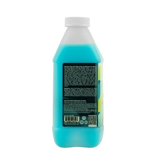 Chemical Guys CWS20964 - Swift Wipe Waterless Car Wash (64 oz - 1/2 Gal)