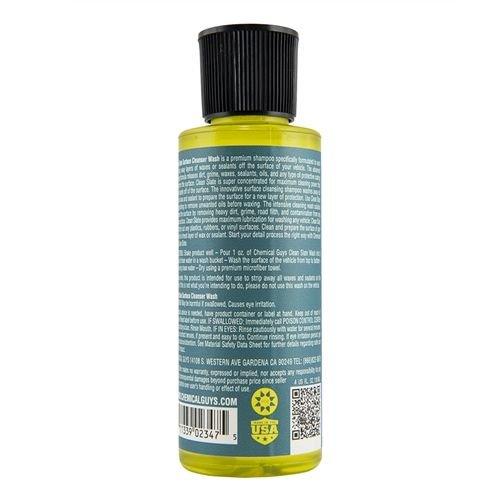 Chemical Guys Canada CWS80304 - Clean Slate Wax-Stripping Wash (4 oz)