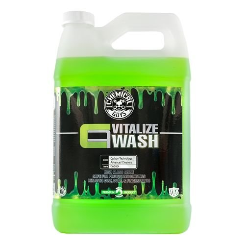 Chemical Guys CWS804 - Carbon Flex Vitalize Wash for Maintaining Protective Coatings (1 Gal)