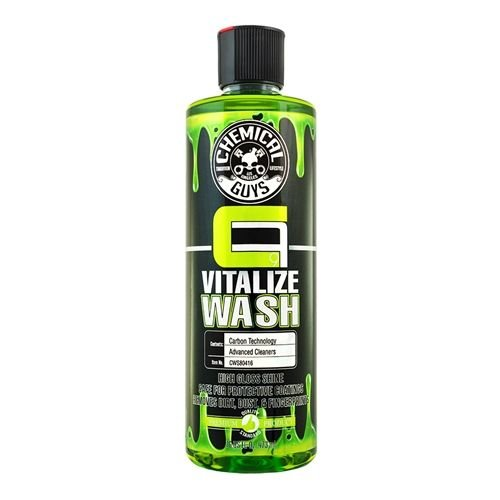 Chemical Guys Canada CWS80416 - Carbon Flex Vitalize Wash for Maintaining Protective Coatings (16 oz)