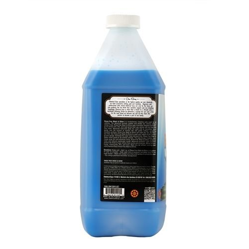 Chemical Guys Canada CWS888 - Rinse Free Hoseless Car Wash (1 Gal)