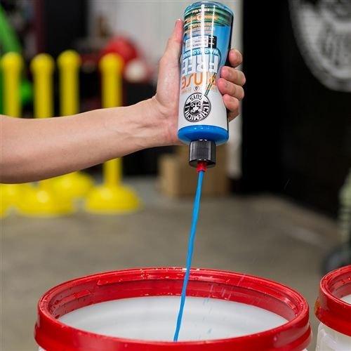 Chemical Guys CWS88804 - Rinse Free Hoseless Car Wash (4 oz)