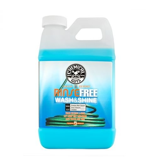 Chemical Guys Canada CWS88864 - Rinse Free Hoseless Car Wash (64 oz - 1/2 Gal)