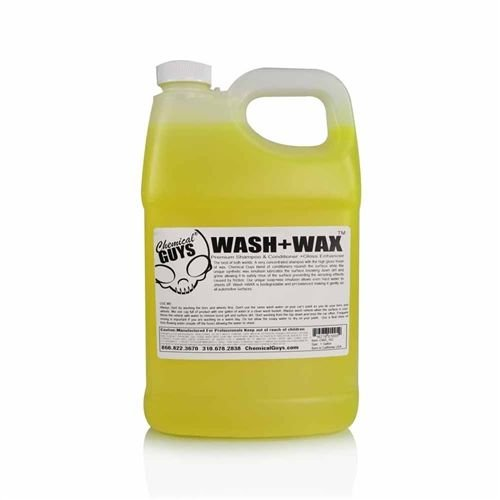 Chemical Guys Canada CWS_102 - Wash & Wax Car Shampoo (1 Gal)