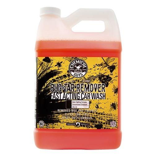 Chemical Guys CWS_104 - Bug & Tar Heavy Duty Car Wash Shampoo (1 Gal)