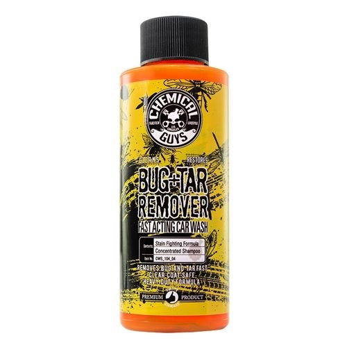 Chemical Guys Canada CWS_104_04 - Bug & Tar Heavy Duty Car Wash Shampoo (4 oz)