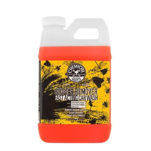 Chemical Guys Canada CWS_104_64 - Bug & Tar Heavy Duty Car Wash Shampoo (64 oz - 1/2 Gal)