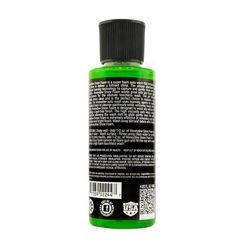 Chemical Guys Canada CWS_110_04 - Honeydew Snow Foam Auto Wash (4 oz)