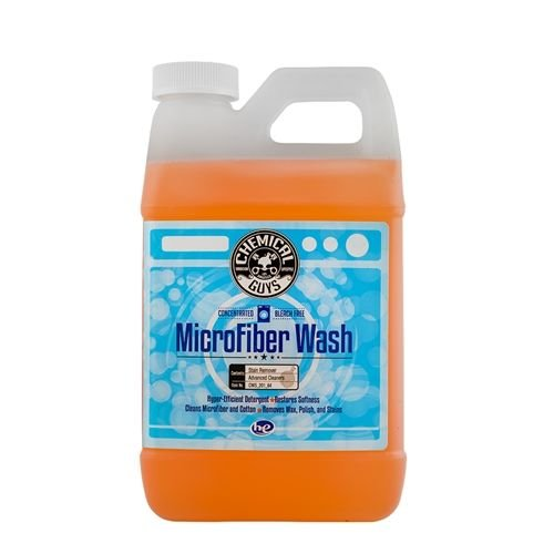 Chemical Guys Canada CWS_201_64 - Microfiber Wash Cleaning Detergent Concentrate (64 oz - 1/2 Gal)