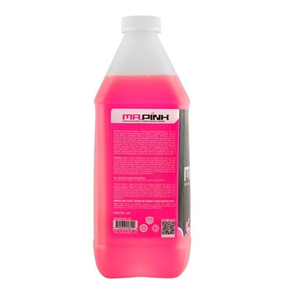Chemical Guys Canada CWS_402 - Mr. Pink Super Suds Shampoo & Superior Surface Cleaning Soap (1 Gal)
