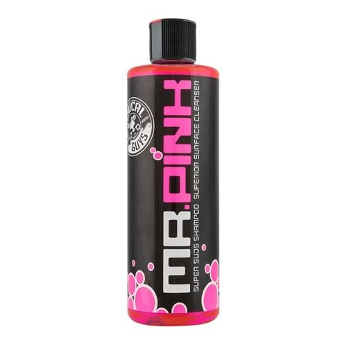 Chemical Guys CWS_402_16 - Mr. Pink Super Suds Shampoo (16 oz)