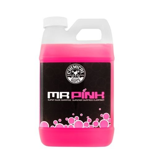 Chemical Guys Canada CWS_402_64 - Mr. Pink Super Suds Shampoo (64 oz - 1/2 Gal)