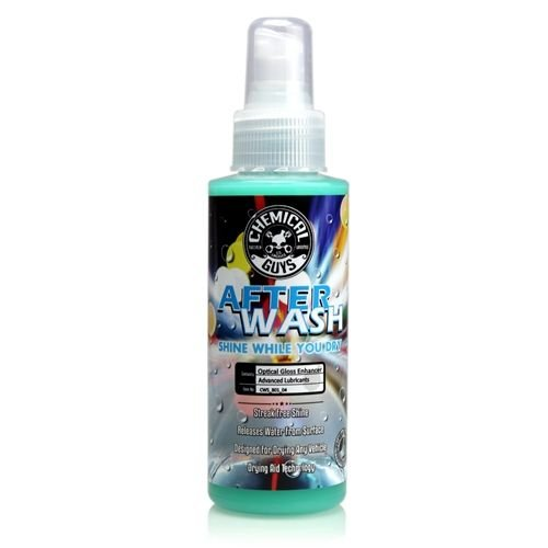 Chemical Guys CWS_801_04 - After Wash Drying Agent (4 oz)