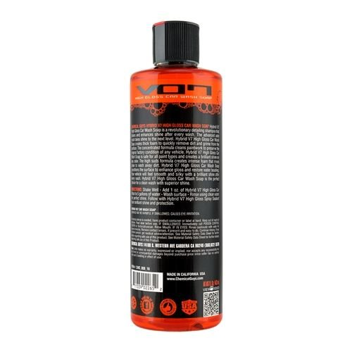 Chemical Guys Canada CWS_808_16 - Hybrid V7 Optical Select High Suds Car Wash (16 oz)