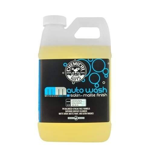Chemical Guys Canada CWS_995_64 - Meticulous Matte Auto Wash for Satin & Matte Paint (64 oz - 1/2 al)
