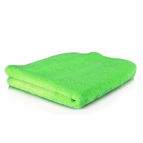 Chemical Guys Canada MIC33303 - El Gordo Professional Extra Thick Supra Microfiber Towels, Green 16.5'' x 16.5'' (3 Pack)