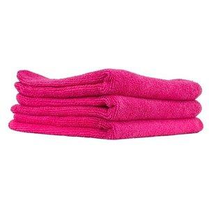 Chemical Guys MIC10103 - Ultra Fine Microfiber Towel, Pink 15'' x 15'' (3 Pack)