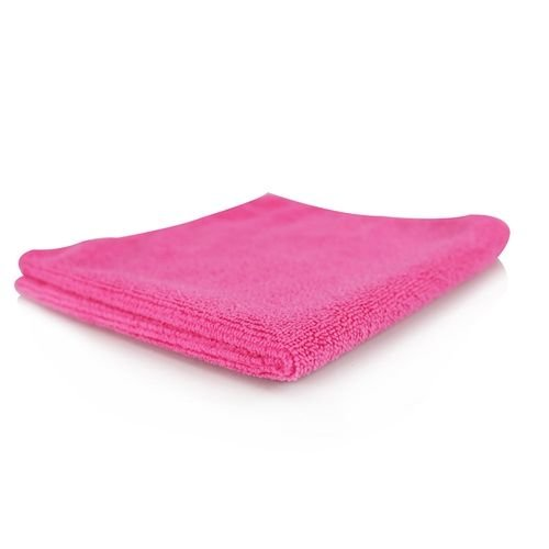 Chemical Guys Canada MIC10103 - Ultra Fine Microfiber Towel, Pink 15'' x 15'' (3 Pack)