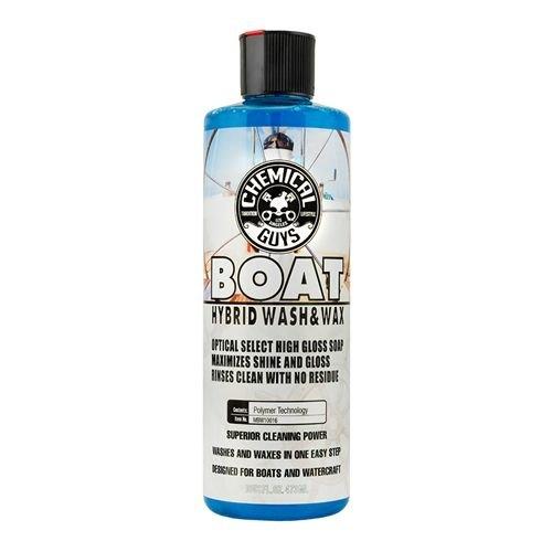 Chemical Guys Canada MBW10016 - Marine, Watercraft and Boat Hybrid Wash and Wax (16 oz)