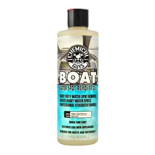 Chemical Guys Canada MBW10316 - Marine and Boat Heavy Duty Water Spot Remover Gel (16 oz)
