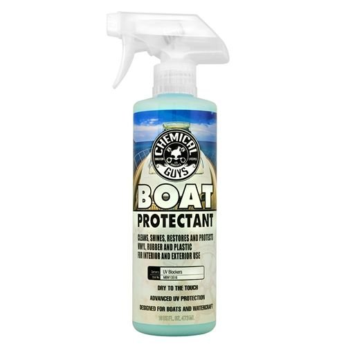 Chemical Guys Canada MBW10516 - Marine and Boat Vinyl & Rubber Protectant (16 oz)