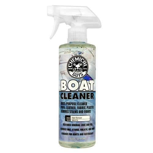 Chemical Guys Canada MBW10716 - Marine and Boat Heavy Duty Fabric & Vinyl Cleaner (16 oz)