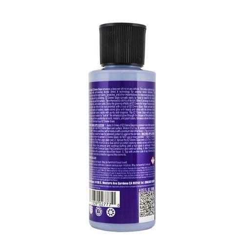 Chemical Guys GAP11304 - EZ Creme Glaze (4 oz)