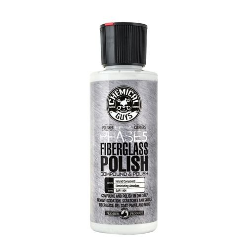 Chemical Guys Canada GAP11404 - Phase 5 Fiberglass Compound and Polish (4 oz)