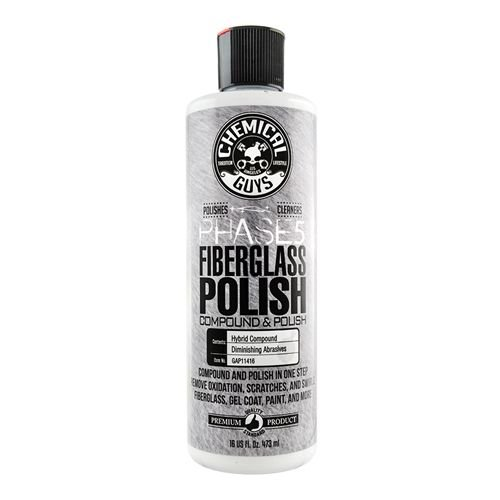 Chemical Guys Canada GAP11416 - Phase 5 Fiberglass Compound and Polish (16 oz)
