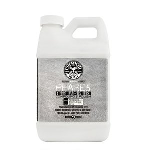 Chemical Guys Canada GAP11464 - Phase 5 Fiberglass Compound and Polish (64 oz - 1/2 Gal)