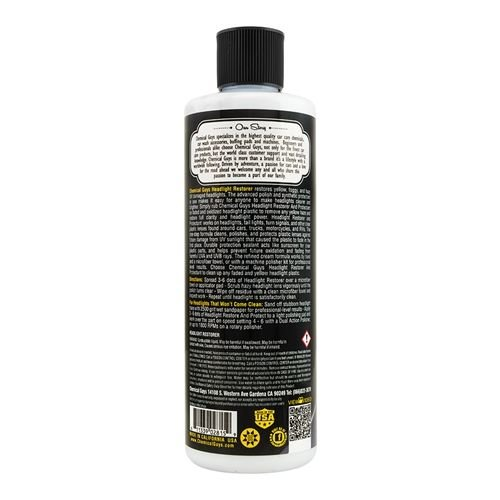 Chemical Guys Canada GAP11516 - Headlight Restorer and Protectant (16 oz)