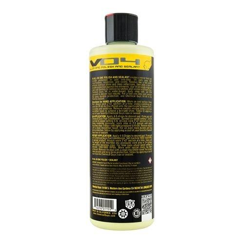 Chemical Guys GAP_106_16 - V4 All In One Polish + Sealant (16 oz)