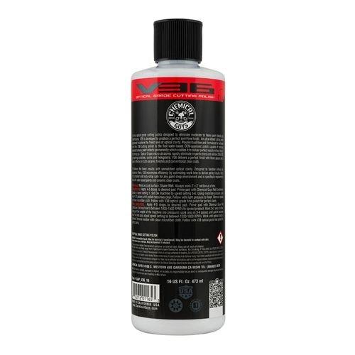 Chemical Guys Canada GAPV3616 - V36 Optical Grade Cutting Polish (16 oz)