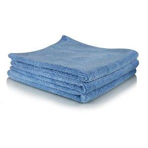 Chemical Guys MIC10203 - Ultra Fine Microfiber Towel, Blue 15'' x 15'' (3 Pack)