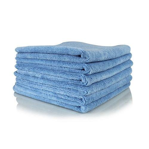 Chemical Guys Canada MIC10203 - Ultra Fine Microfiber Towel, Blue 15'' x 15'' (3 Pack)