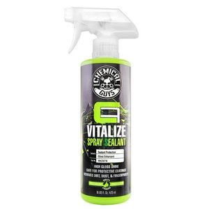 Chemical Guys WAC20716 - Carbon Flex Vitalize Spray Sealant & Quick Detailer for Maintaining Protective Coatings (16 oz)