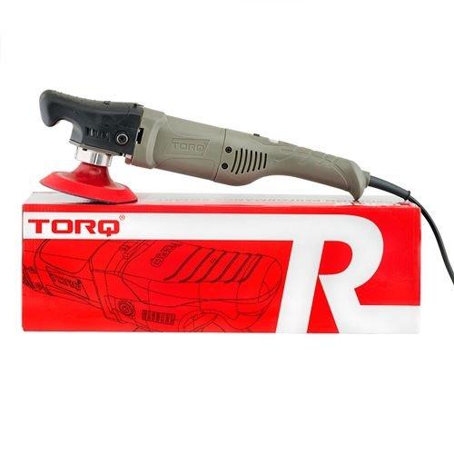 TORQ BUF504X - TORQR Precision Power Rotary Polisher Kit (8 Items)