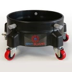 Grit Guard ACC_100.1 - Black Professional Bucket Dolly
