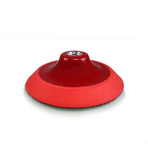 TORQ BUFLC_301 - TORQ R5 Rotary Red Backing Plate with Hyper Flex Technology (5 inch)