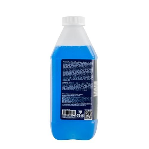 Chemical Guys Canada CLD30064 - Streak Free Window Clean Glass Cleaner (64 oz - 1/2 Gal)