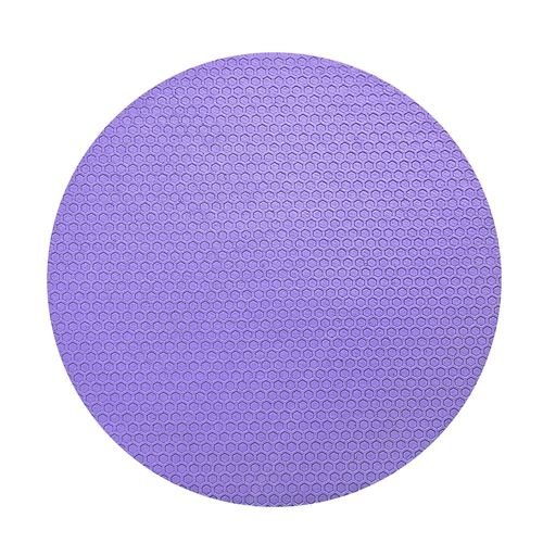 Chemical Guys Canada CLY_512 - Clay Eraser Disc, Purple (Medium) - 6 inch