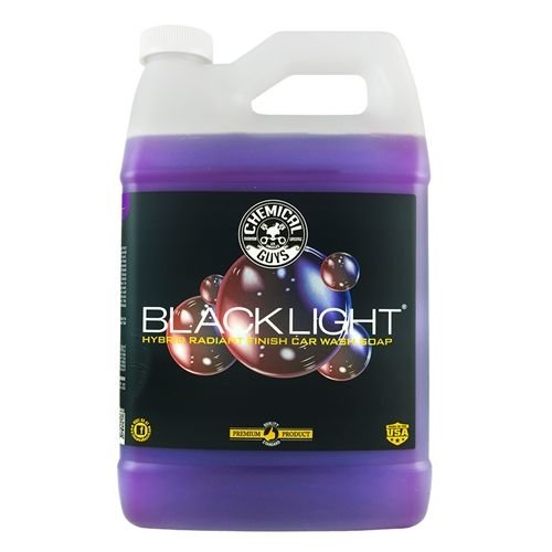 Chemical Guys CWS619 - Black Light Radiant Finish Car Wash Soap (1 Gal)