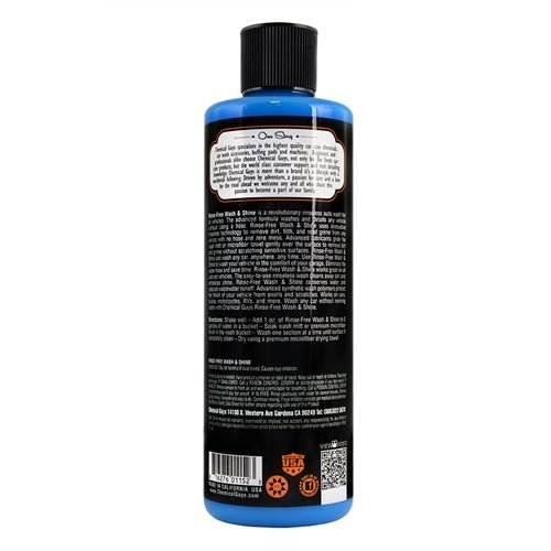 Chemical Guys Canada CWS88816 - Rinse Free Hoseless Car Wash (16 oz)