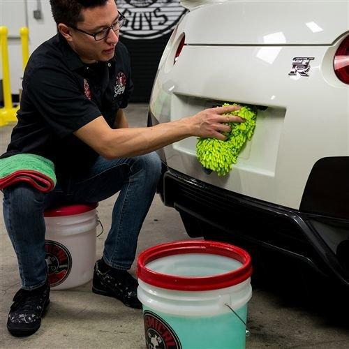 Chemical Guys CWS88816 - Rinse Free Hoseless Car Wash (16 oz)