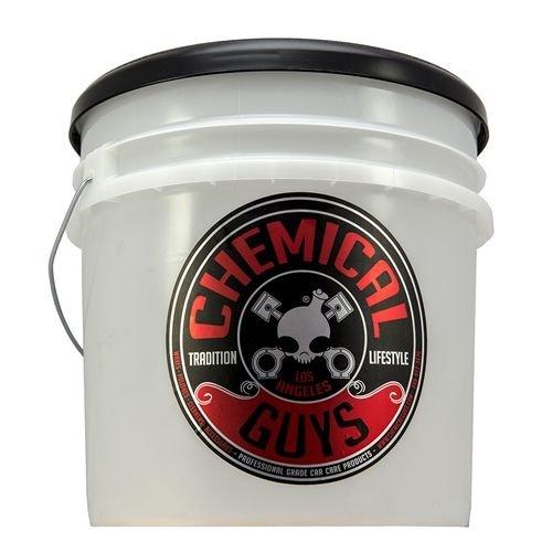 Chemical Guys Canada IAI519 - Bucket Lid, Black