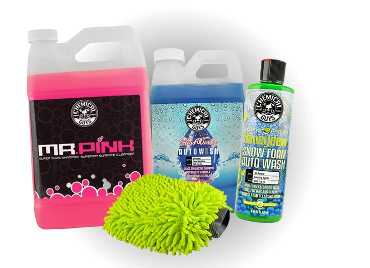 Car Soaps & Wash Products