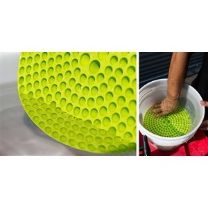 Chemical Guys Canada 2 Bucket & 2 Dirt Trap Combo (Lime Green)