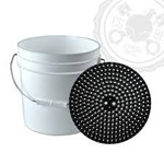 Chemical Guys Canada 2 Bucket & 2 Dirt Trap Combo