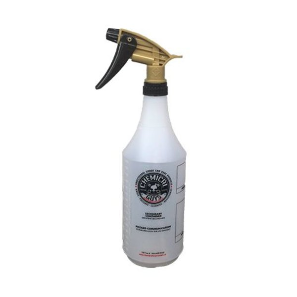 Chemical Guys Canada ACC_136 - Tolco Gold Standard Acid Resistant Sprayer with Heavy Duty Bottle (32 oz)