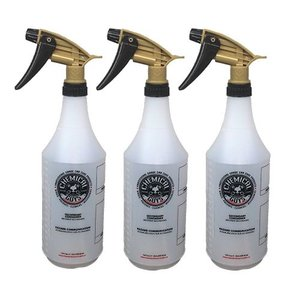 Chemical Guys Canada ACC_136_03 - Professional Acid Resistant Sprayer with Heavy Duty Bottle (32 oz) (3 pack)